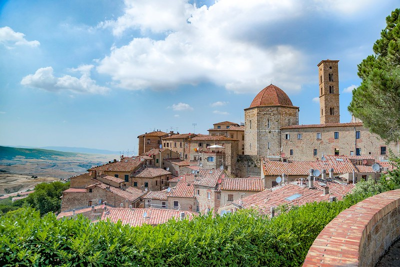 day trips from Florence Volterra