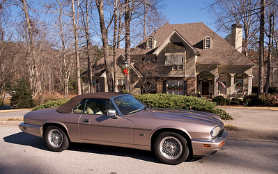 1993 Jaguar