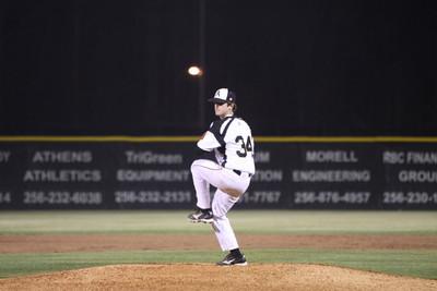 Athens Baseball Pre-Season Varsity Tournament