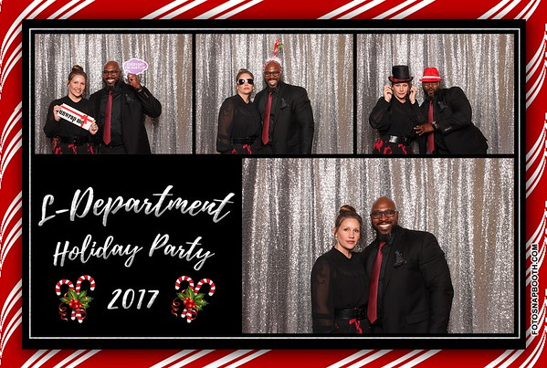 L-Department Holiday Party 2017