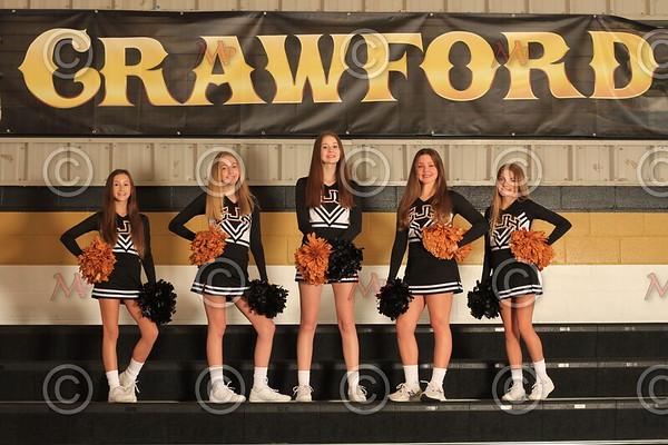 Crawford Jr High Fall Sports