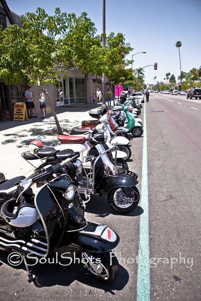 San Gabriel Valley Vintage Ride #2