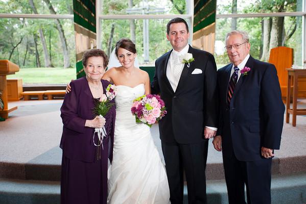 Tony and Heidi Family