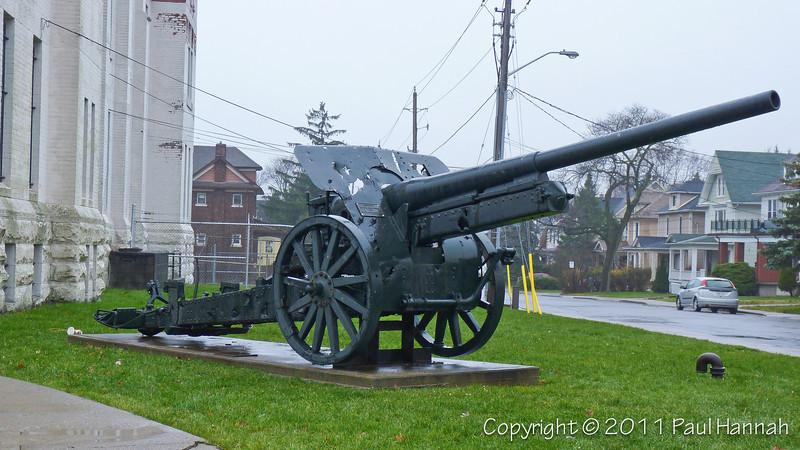 Armory - Niagara Falls, ON