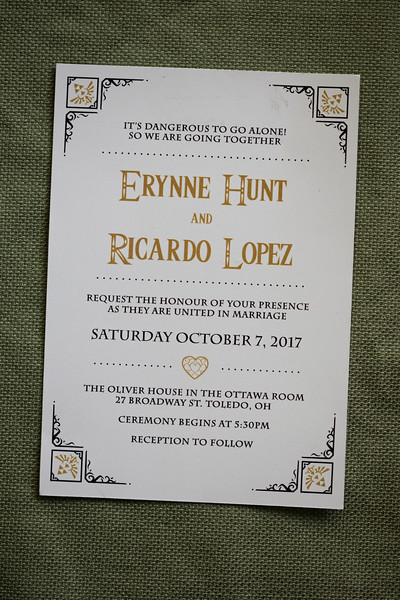 Hunt Lopez Wedding