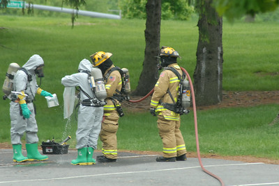 05/29/2014   Hospital haz-mat incident