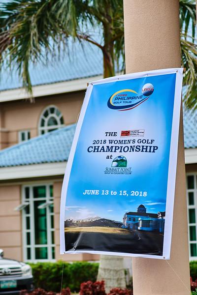 2018 Womens Golf Championship