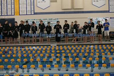 Boys Swim/dive vs Cambridge Isanti 12-14-17