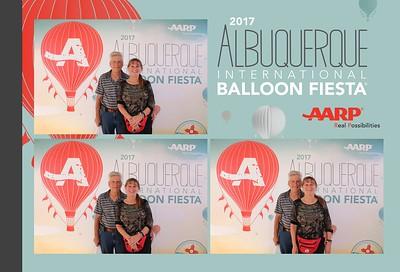 Balloon Fiesta Sunday 10 8 PM Customized Photos