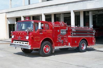 PINE BLUFF FIRE DEPARTMENT