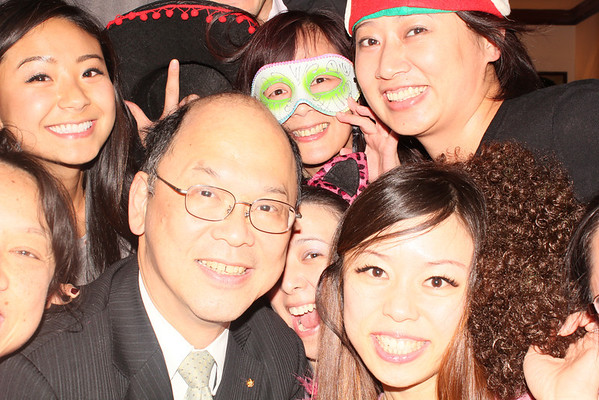 China Airlines X'mas Party Singles