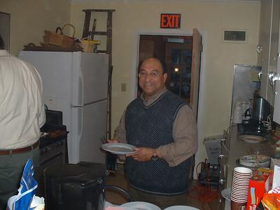 St. Luke's Shrove Tuesday 2004