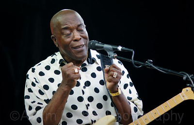 Buddy Guy - Gathering of the Vibes, CT, 2009