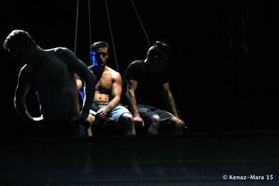 Kurios Cirque du Soleil Behind the Scenes