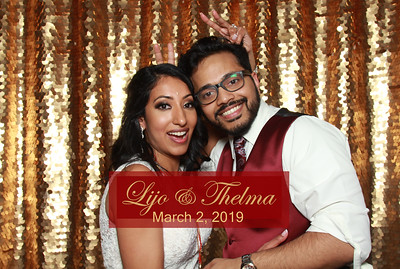 Lijo & Thelma's Wedding - 3/2/19