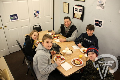 Pancake Breakfast — veterans of foreign wars 2 . 1 - 2015