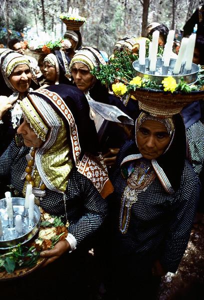 Mujeres yemenitas