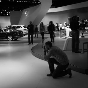 LA Auto Show Photogs