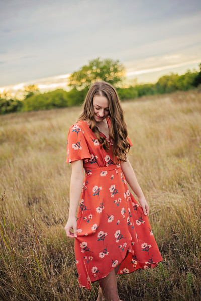 Abby Kerr SR Portraits