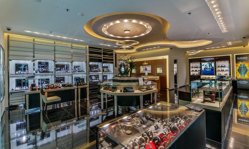 Morad Behbehani Watches Marina Mall