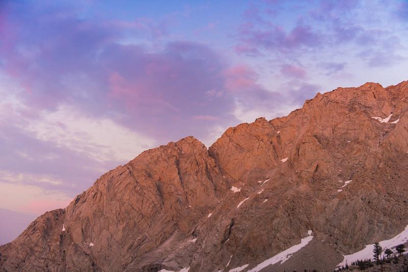Eastern Sierra Mountains, 2017