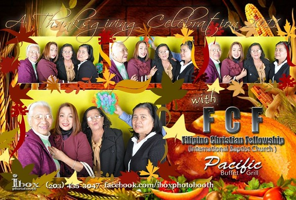 Filipino Christian Fellowship Thanksgiving Celebration