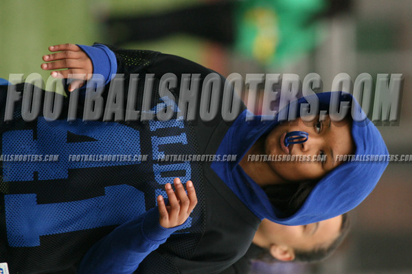2012 PSAL Girls Flag Football Clinic (March,31)