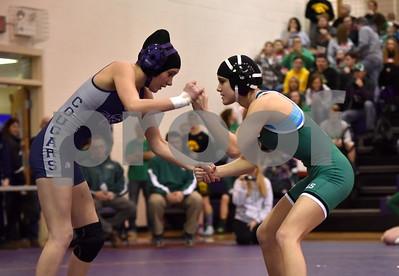 2/4/17  IHSAA Class 1A Sectional Wrestling