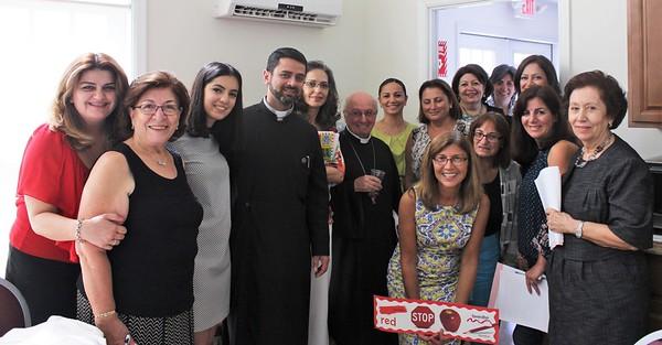 Diocesan Armenian Studies Dept. Teachers Symposium