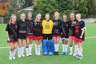 Field Hockey Senior Day 19-20