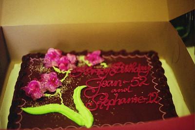 Stephanie's 12th Birthday Party BBQ!!