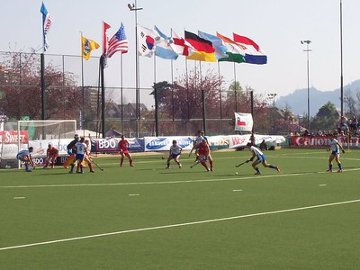 Final Mundial de Hockey Chile 2005