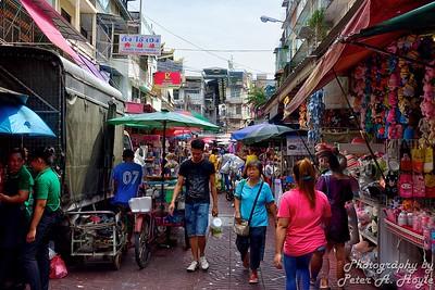 Thailand - 28th Oct 2018 (Chinatown)