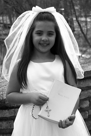~Holterman~ 1st Communion