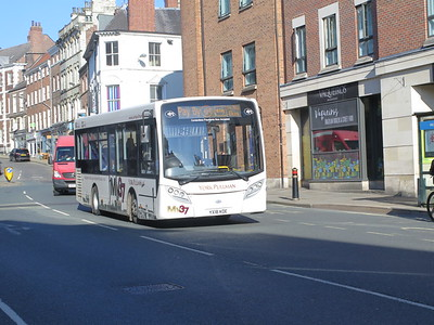 York and Scarborough Buses Sept 2020