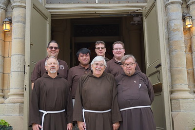 Reception of Postulants