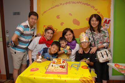 諾諾生日會@荃灣麥當勞(2007年10月14日)