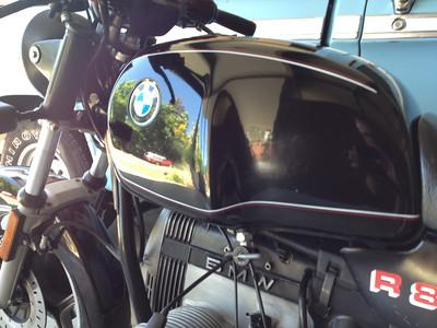 1985 R80 BMW