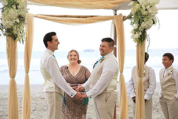 Josh + Matt Wedding Weekend