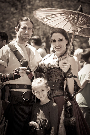 The Bay Area Renaissance Festival at MOSI