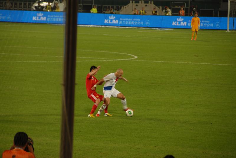 [20130611] Holland vs. China @ Gongti, Beijing (17).JPG