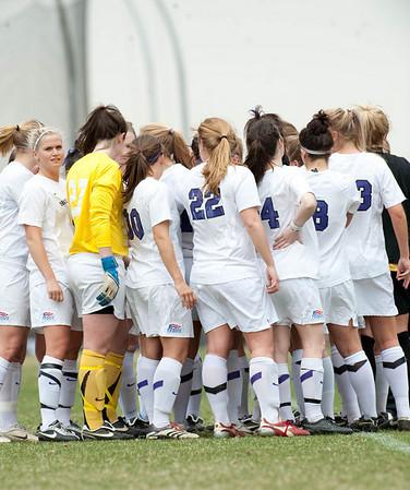 HC Womens Soccer -4-18-09