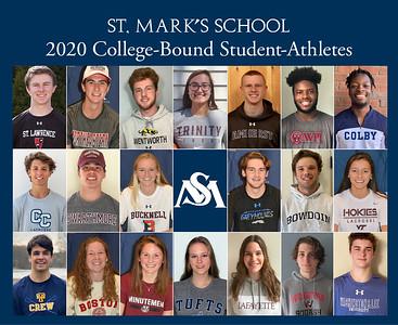 Senior Collegiate Bound Athletes