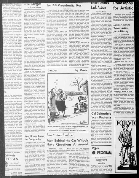 Daily Trojan, Vol. 33, No. 72, December 27, 1941