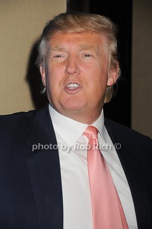Donald Trump   photo by Rob Rich © 2010 robwayne1@aol.com 516-676-3939