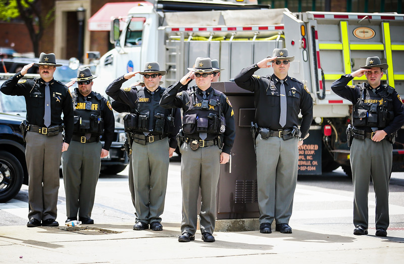 Cleveland Police Week  2018
