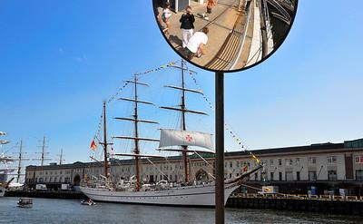 Tall Ships Boston 2009