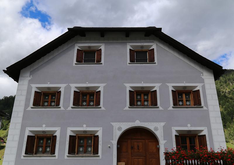 Susch, Schweiz