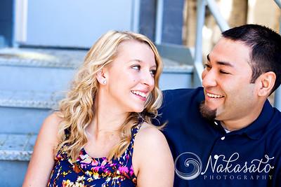 Katie & Kyle {engagement session}