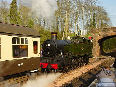 2003 - West Somerset Railway